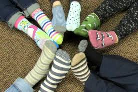 Rock Your Socks on March 20th!