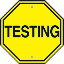 MCA Testing Days For In Person Students