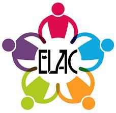 ELAC -  English Learner Advisory Committee!