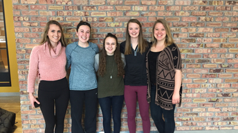 Spanish Club Volunteers in Lowell Immersion School
