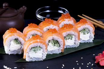 The Way to Make Sushi