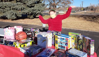 Drive Thru for Foster Families