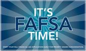 FAFSA season has started