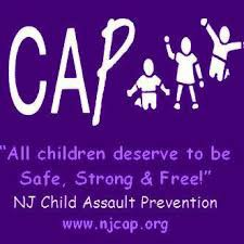 NJ Child Assault Prevention (CAP) for all K-12 Students