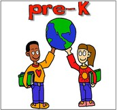Welcome Pre-K!