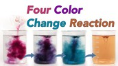 Permanent Change in Color