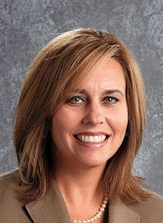 Proud Principal Laura Clark