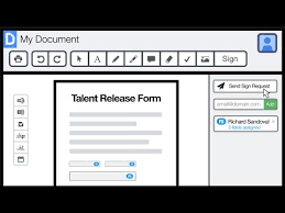 Edit, send and sign documents