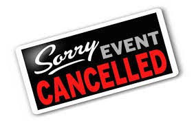 Spring Craft Show CANCELLED