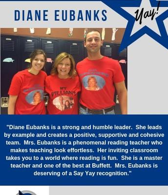Mrs. Eubanks