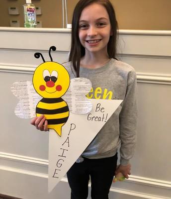 Morgan County Spelling Bee
