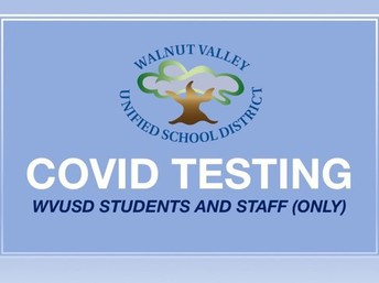 Weekly COVID Testing @ DBHS