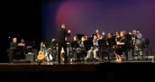 MS Jazz Band Concert