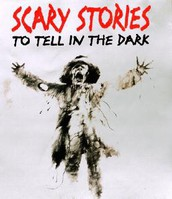 Scary Stories to Tell in the Dark retold by Alvin Schwartz