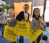 GTA 5th Graders Attend International Quilt Show
