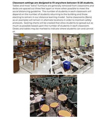 Classrooms & Learning Spaces