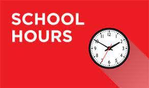 School Hours / Entrance Points / Door Access Cards