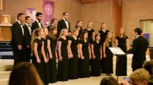 Chamber Choir Annual Fundraiser