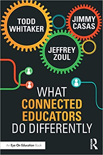 A Sample of Jenn David-Lang's Book Bits: What Connected Educators Do Differently