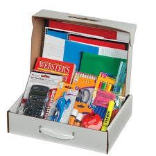 Online School Supply Kit Ordering