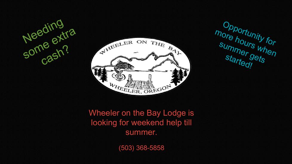 Wheeler on the Bay Lodge