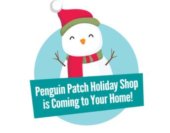 PTSA Penguin Patch Holiday Shop