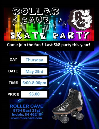 Last Skating Party of the Year
