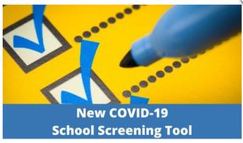 COVID-19 Daily Active Screening Tool