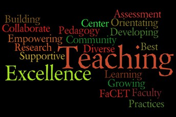 Excellence in Teaching Recognition!