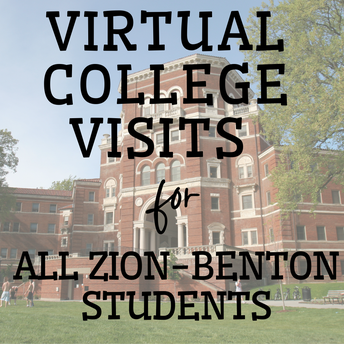 Virtual visits for ZB/NT students only