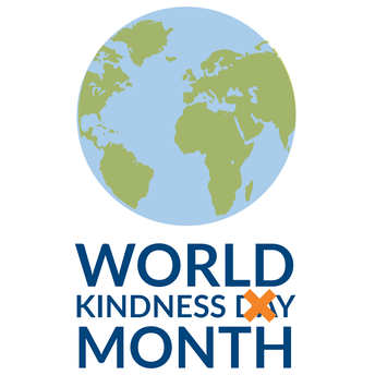 World Kindness Month graphic