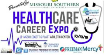 Health Care Career Expo at MSSU - Oct 10th