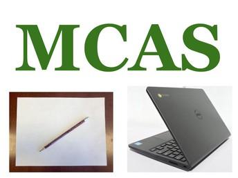 MCAS Testing Dates