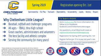 Cheltenham Little League