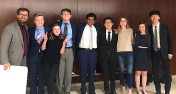 Mock Trial Finishes Strong