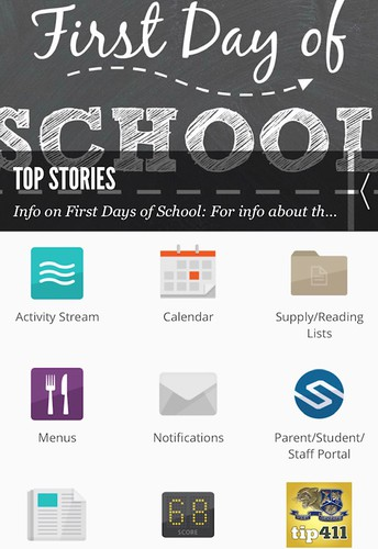 TIP: Accessing Calendars from the Blackboard Mobile Phone App