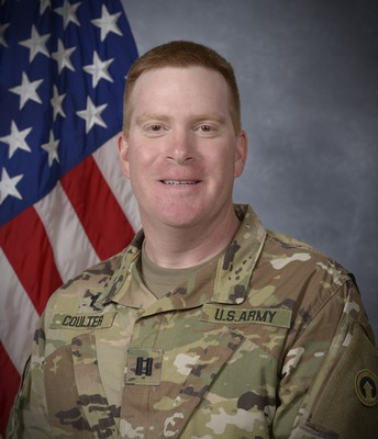 CH (CPT) Coulter, Benjamin