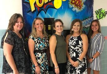 Meet the First Grade Teachers!