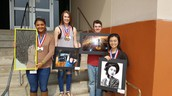 Visual Arts Scholastic State Winners!