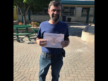 15 Years of Service in CVUSD