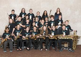 Congrats, Jazz Band One!