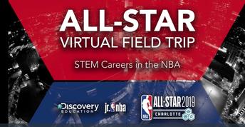 All-Star Virtual Field Trip: STEM Careers in the NBA