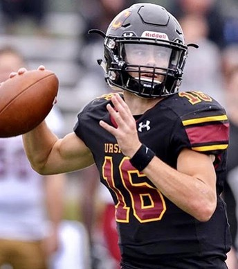 Former Panther QB sets record at Ursinus College