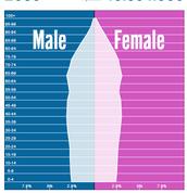 canada population pyramid 2070