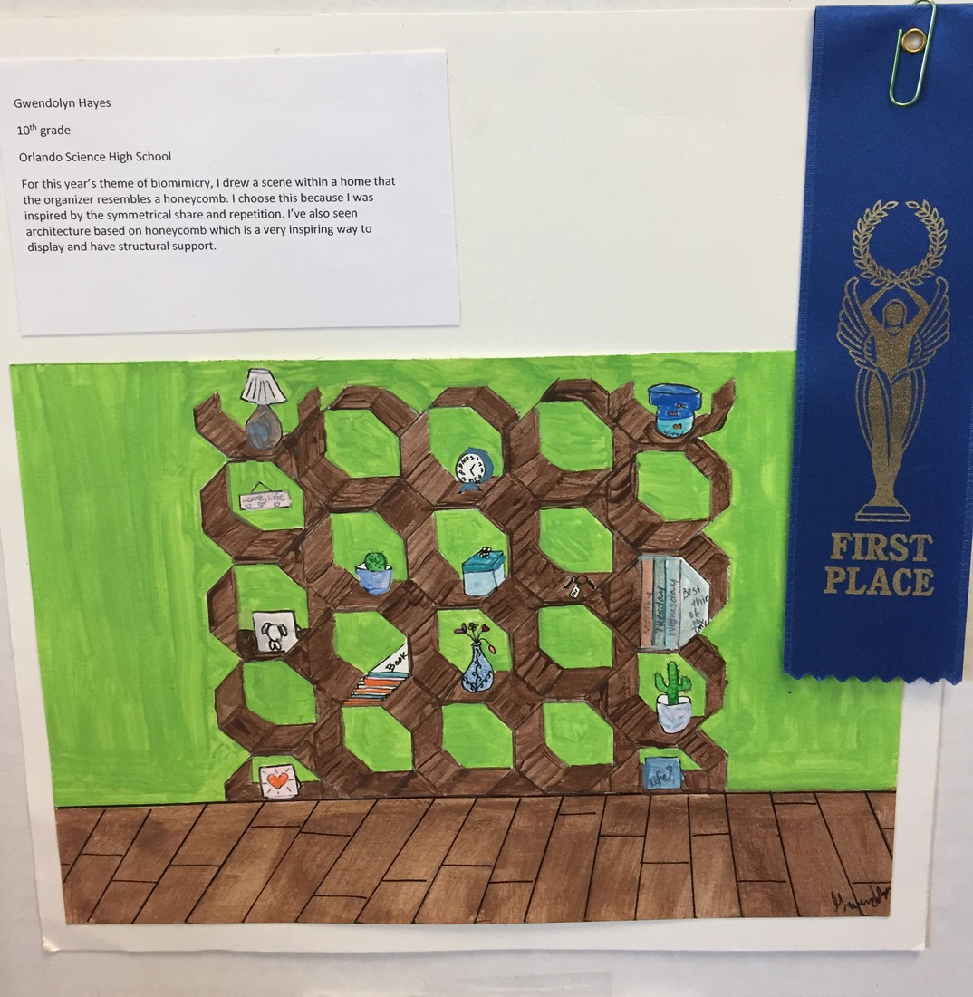 1st place Gwendolyn H.