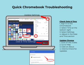 Date Time Update Chrome