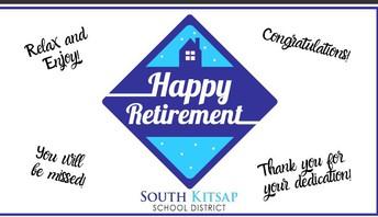 Retiree Recogntion