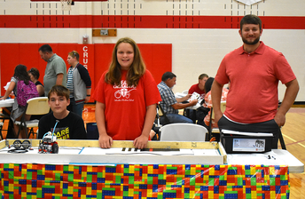 LEGO ROBOTICS TABLE
