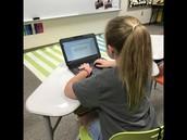 Teachers Complete Personalized Technology Professional Development