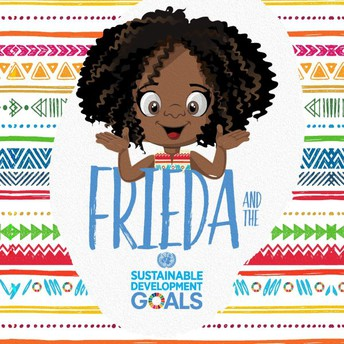 Learn More with Frieda and the SDGs